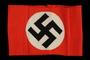Nazi Party armband with swastika