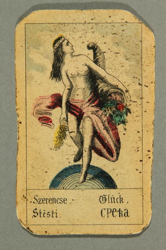 2002.299.4 a front Tarot cards