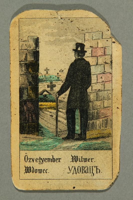 2002.299.4 k front Tarot cards