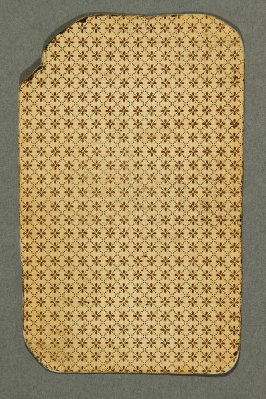 2002.299.4 k back Tarot cards
