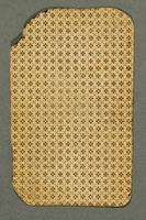 2002.299.4 k back Tarot cards  Click to enlarge