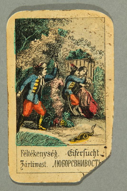 2002.299.4 o front Tarot cards