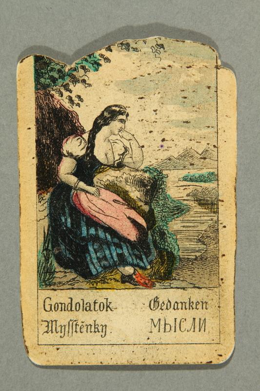 2002.299.4 q front Tarot cards