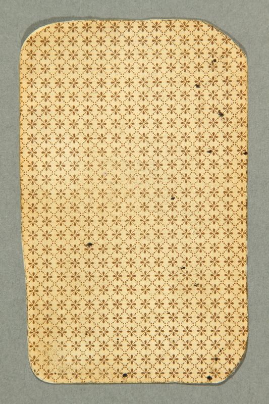 2002.299.4 t back Tarot cards