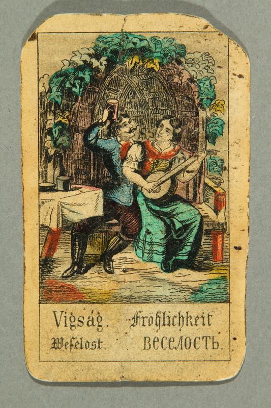 2002.299.4 v front Tarot cards
