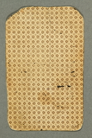2002.299.4 v back Tarot cards  Click to enlarge