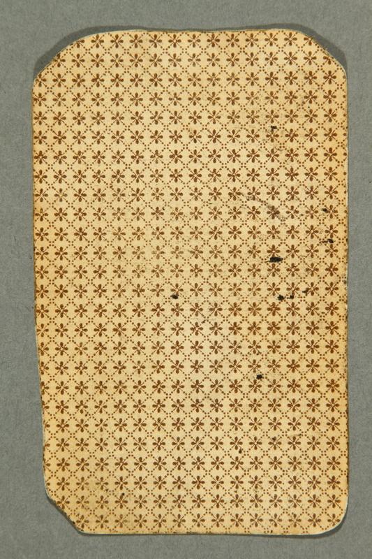 2002.299.4 w back Tarot cards