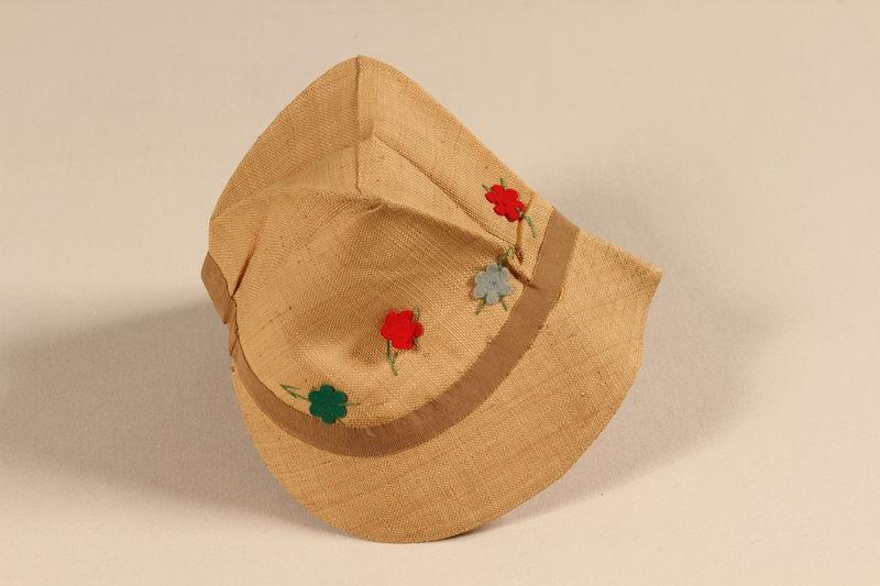 2002.299.9 side Hat