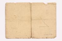 2003.358.1 back Buchenwald Standort-Kantine concentration camp scrip, 1 Reichsmark  Click to enlarge