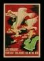 Vichy produced poster denouncing Free French propaganda