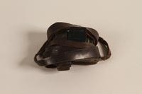 2003.418.2 b front Tefillin pair kept through the war by a Jewish Polish man  Click to enlarge