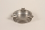 Piston head ashtray made for concentration camp commander found by US military aid worker