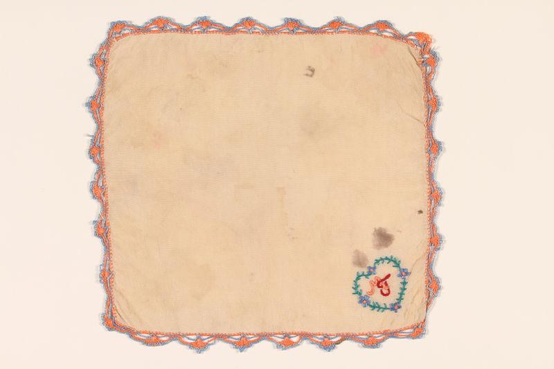 2002.523.2 front Handkerchief