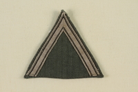 2002.528.3 front Military badge  Click to enlarge