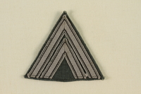 2002.528.4 front Military badge  Click to enlarge