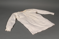 2004.485.13 front Long sleeved Henley undershirt brought to the US by a German Jewish refugee  Click to enlarge