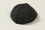 Black yarmulke used by a German Jewish refugee
