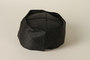 Black cloth cap owned by a German Jewish refugee