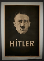 1998.111.1 front Hitler poster  Click to enlarge