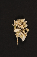 1999.105.5 front Boutonniere  Click to enlarge