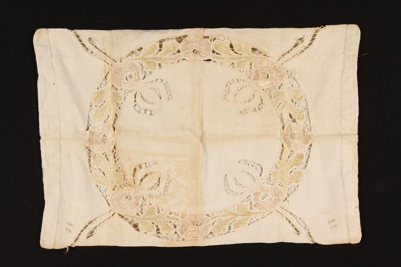 2000.617.16 front Pillowcase