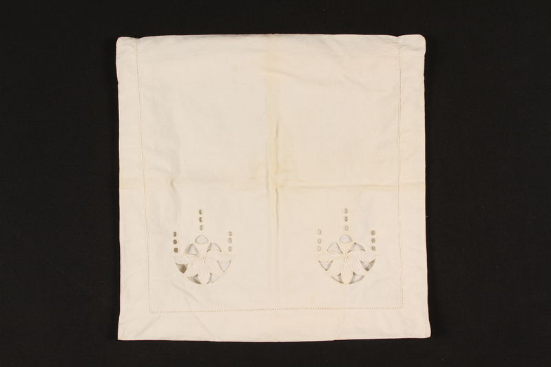 2000.617.17 front Pillowcase