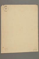 2005.181.58 back Portrait of a man in a cap, drawn by Alexander Bogen  Click to enlarge