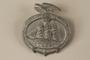 Pin commemorating Tag der Deutschen Seefahrt