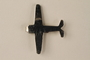 Lapel pin of an airplane