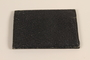 Blue leather billfold used by a Latvian Jewish refugee and aid worker from Nazi Germany
