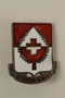 US 46th Armored Medical Battalion pin that belonged to a US soldier