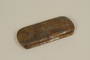 Metal eyeglass case used in concentration camp