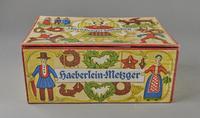 2004.721.7 front Christmas gift box for Haeberlein-Metzger Nuremberg lebkuchen  Click to enlarge
