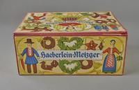 2004.721.7 back Christmas gift box for Haeberlein-Metzger Nuremberg lebkuchen  Click to enlarge
