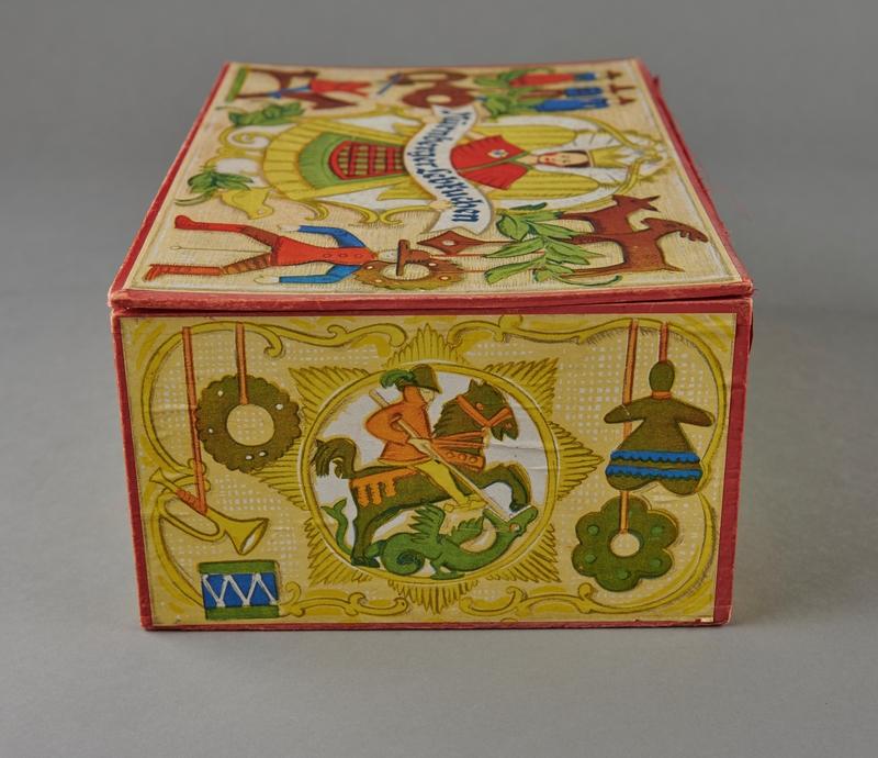 2004.721.7 right Christmas gift box for Haeberlein-Metzger Nuremberg lebkuchen