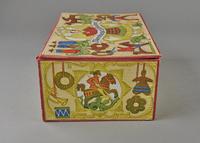 2004.721.7 left Christmas gift box for Haeberlein-Metzger Nuremberg lebkuchen  Click to enlarge