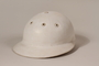 White polo helmet owned by a German Jewish businessman in Shanghai