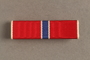 US Army Bronze Star ribbon bar pin awarded to a Jewish soldier