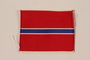 US Army Bronze Star ribbon awarded to Captain J.G. Mitnick