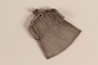 Silver mesh coin purse used by a hidden child