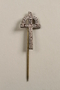 Kronenkreuz crucifix stickpin of the Inner Mission charity