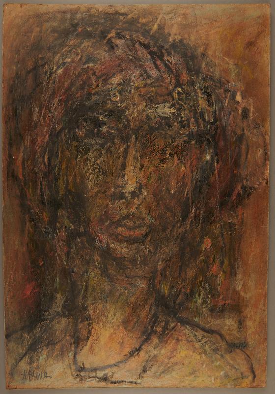 2001.122.114 front Halina Olomucki painting