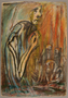 Halina Olomucki painting