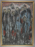 2001.122.252 front Halina Olomucki painting  Click to enlarge