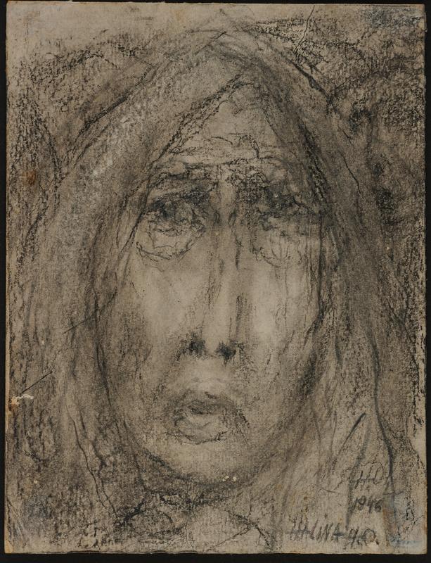 2001.122.296.4 front Halina Olomucki drawing