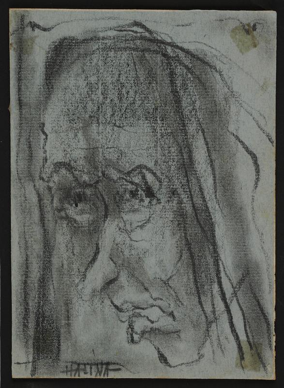 2001.122.296.5 front Halina Olomucki drawing
