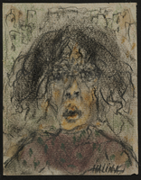 2001.122.297.3 front Halina Olomucki drawing  Click to enlarge
