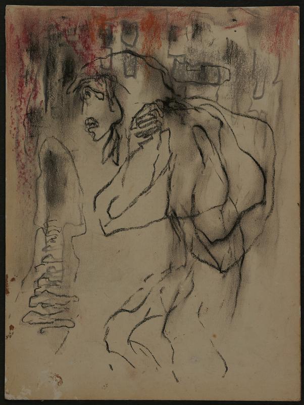 2001.122.297.6 front Halina Olomucki drawing