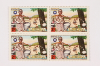 2002.185.2 front Postage stamps  Click to enlarge