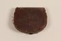 Leather change purse